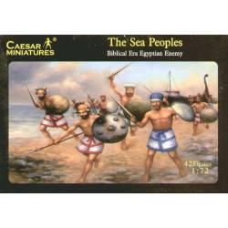 Pueblos del mar, Imperio Egipcio.