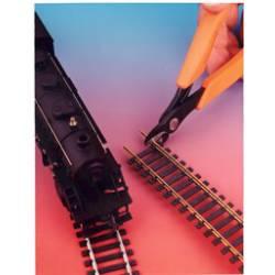 Track cutter.