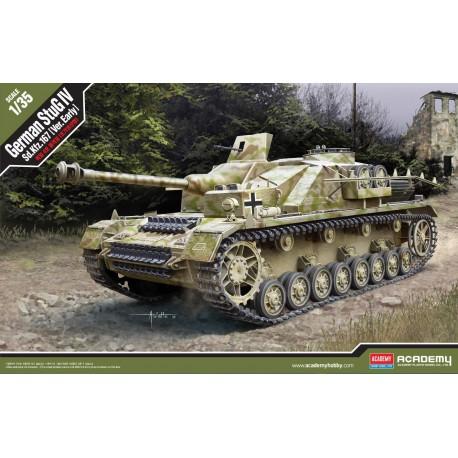 StuG IV SD. Kfz.167.