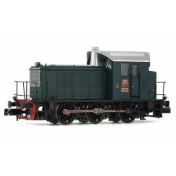Diesel locomotive 10301, RENFE. DCC.