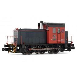 Diesel locomotive 303.139, RENFE.