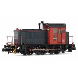 Locomotora diésel 303.139, RENFE. Digitalizada.