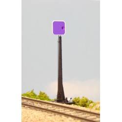 Semáforos y señales ferroviarias