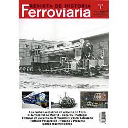 Revista de Historia Ferroviaria nº 3