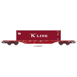 "Plataforma Sgnss ""K LINE"", Takargo."