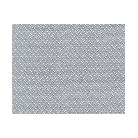 Diamond textured sheet (x2).