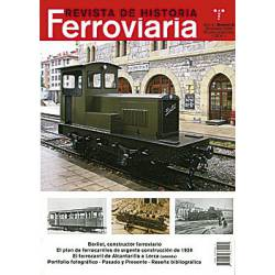 Revista de Historia Ferroviaria nº 6