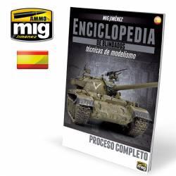 Enciclopedia de blindados. Vol.6: Proceso completo.