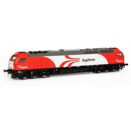Locomotora Euro 4000, Logitren.