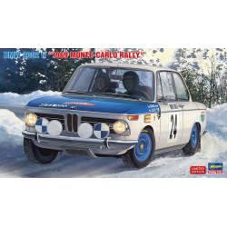 """BMW 2002 ti """"Monte-Carlo Rally"""", 1969. HASEGAWA"""