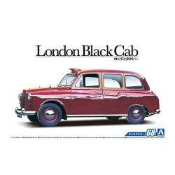 FX-4 London Black Cab, 1968. AOSHIMA