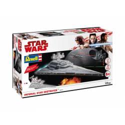 Star Wars: Destructor estelar imperial.