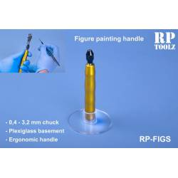 Figure paiting handle.