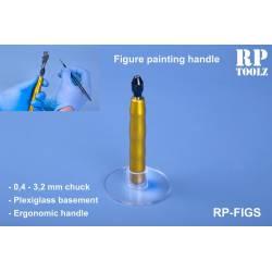 Figure paiting handle.