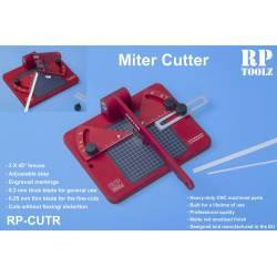 Professional mitre cutter.
