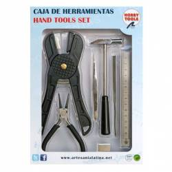 Hand tool set. ARTESANIA LATINA 27001N
