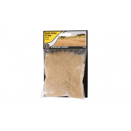 Static grass straw (12mm).