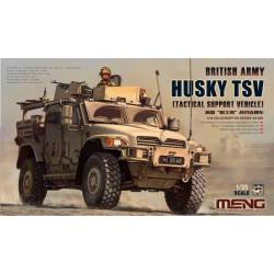 Blindado británico Husky TSV.
