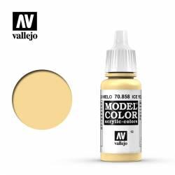 Ice yellow 17 ml, #13. VALLEJO 70858