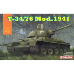 T-34/76 Mod. 1941.