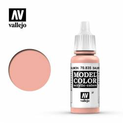 Salmon rose 17 ml, #37. VALLEJO 70835