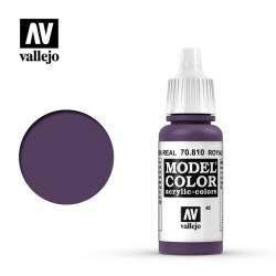Púrpura real 17 ml, #45.