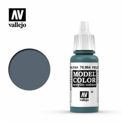 Field blue 17 ml, #58. VALLEJO 70964
