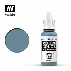Azul pastel 17 ml, #63. VALLEJO 70901