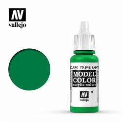 Light green 17 ml, #75.