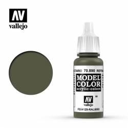 Verde refractario 17 ml, #90.