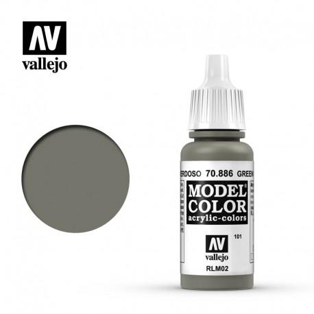 Green grey 17 ml, #101. VALLEJO 70886