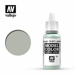 Verde gris pálido 17 ml, #106. VALLEJO 70971