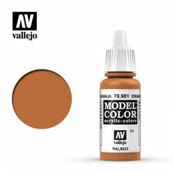 Orange brown 17 ml, #131. VALLEJO 70981