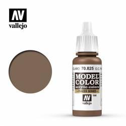German cam. pale brown 17 ml, #144. VALLEJO 70825