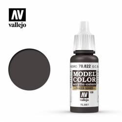 Alemán camuflaje pardo negro 17 ml, #150.
