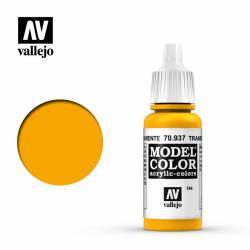 Amarillo transparente 17 ml, #184.