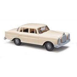Mercedes-Benz 220, beige. 1959.