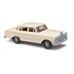 Mercedes-Benz 220, beige.