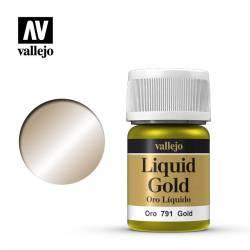 Gold 35 ml, #212. VALLEJO 70791