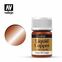 Copper 35 ml, #218. VALLEJO 70797