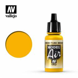 Yellow 17 ml.
