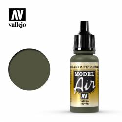 Verde Ruso 17 ml. VALLEJO 71017