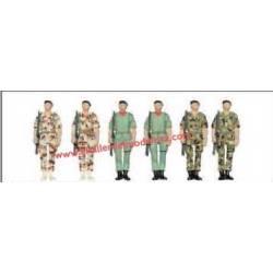 Spanish BRIPAC soldiers.