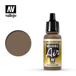 Camouflage Light Brown 17 ml.
