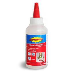 Liquid silicone glue. SUPERTITE