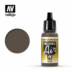 Olive Drab 17 ml. VALLEJO 71043