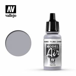 Chrome (Metallic) 17 ml. VALLEJO 71064
