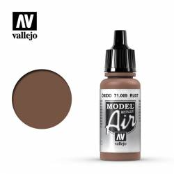 Rust (Metallic) 17 ml.