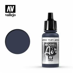 Artic Blue (Metallic) 17 ml.