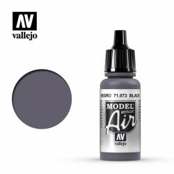 Black (Metallic) 17 ml.